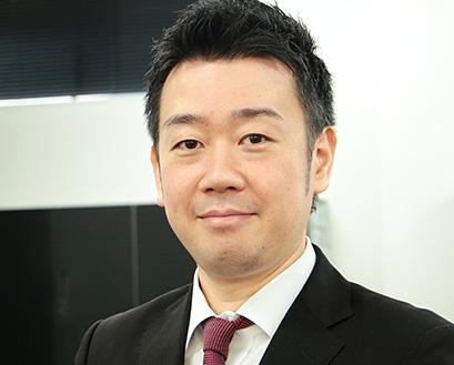 小屋 雄一郎 外食事業部 営業次長 2000年:新卒採用